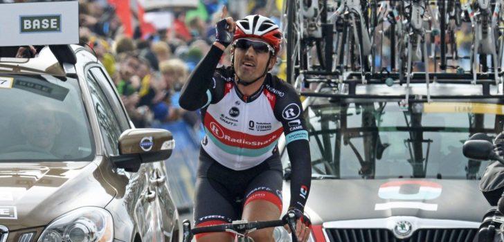 Cancellara excelleert in honderdjarige Ronde van Vlaanderen