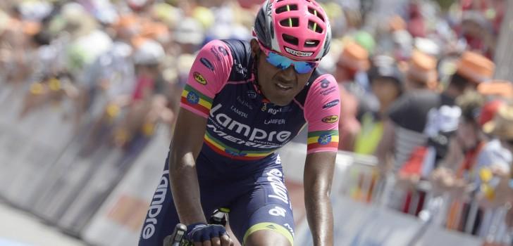 Tour 2016: Lampre-Merida telt zeven nationaliteiten, Grmay eerste Ethiopiër