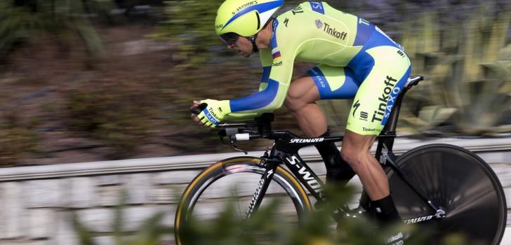 Sagan en Bárta veroveren nationale titels tijdrijden