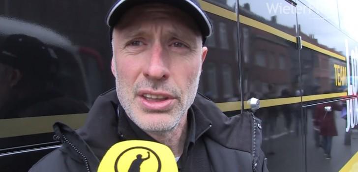 Nico Verhoeven na Gent-Wevelgem 2015 (video)