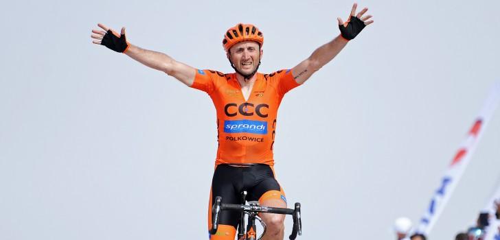 Davide Rebellin slaat dubbelslag in Tour of Turkey