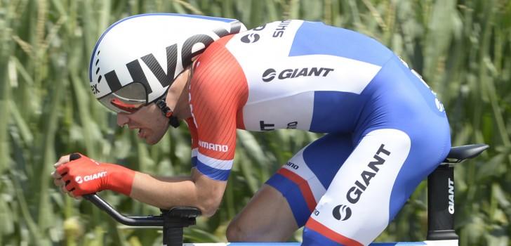 Tom Dumoulin wint slottijdrit Baskenland, eindzege voor Rodríguez
