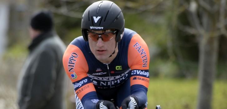 Marini zorgt voor nieuw Italiaans succes in Tour of China II