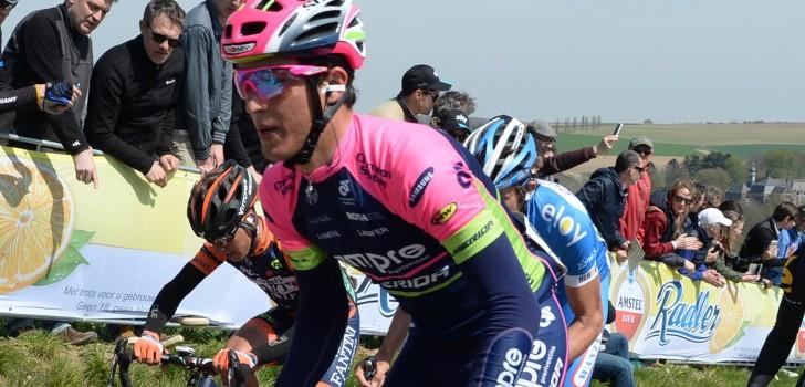 Valerio Conti soleert naar eerste seizoenszege in Japan