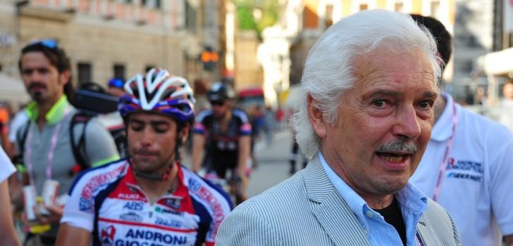 Savio vraagt UCI om opheffen schorsing Androni Giocattoli