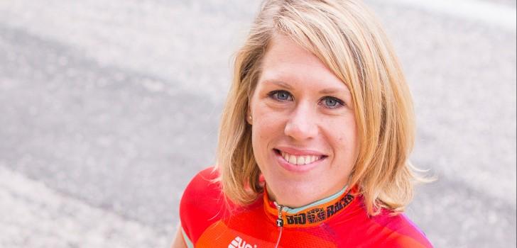 La Course: Ellen van Dijk breekt sleutelbeen