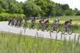 Etappe Flèche du Sud geannuleerd door hevige valpartij