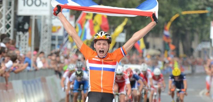 Mathieu van der Poel voert Nederlandse selectie Tour de l'Avenir aan