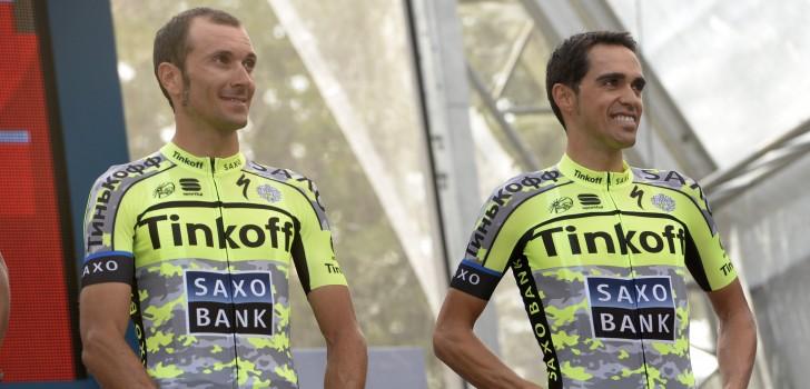 "Basso: ""Contador kan opnieuw de Tour winnen"""