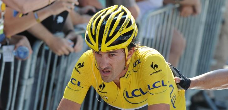 Fabian Cancellara via Vuelta naar wegwedstrijd WK