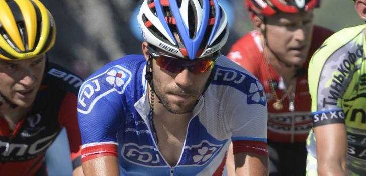 Steve Morabito verlaat Tour de France na val