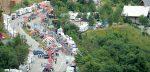 Tour de l'Avenir 2016 kent vier aankomsten bergop