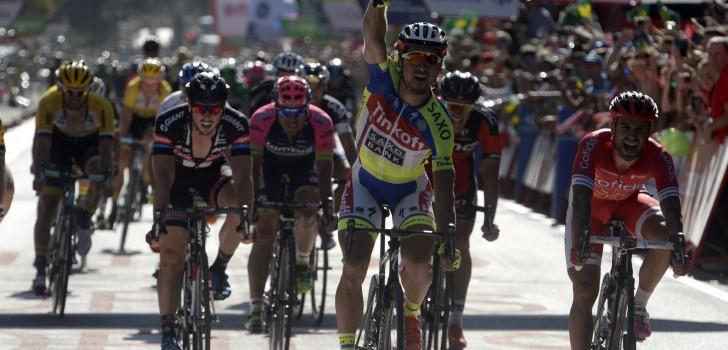 Vuelta 2015: Voorbeschouwing etappe 5