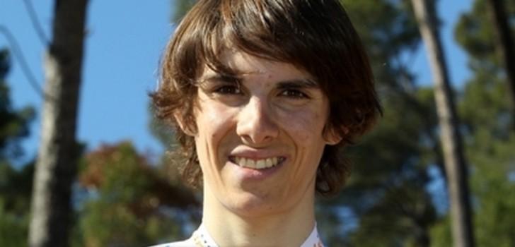 Guillaume Martin soleert naar ritzege in Tour de l'Avenir, Mühlberger leider (+beeld)