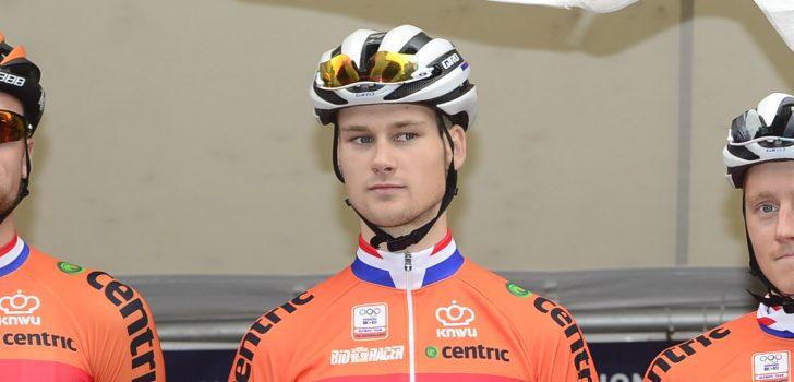 'Giant-Alpecin strikt Lennard Hofstede'