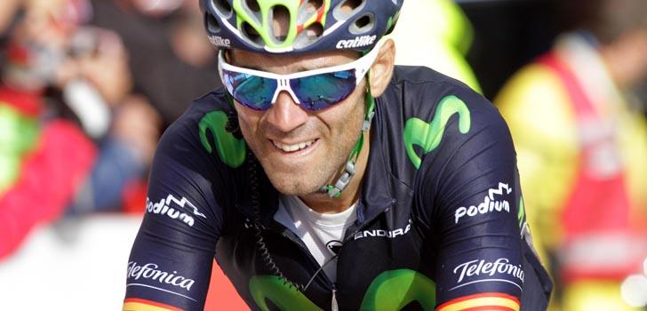 Ritzege Valverde in Vuelta a Castilla y Leon