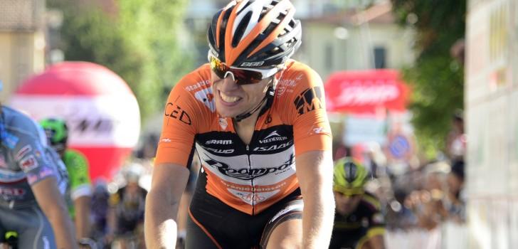 Gebroken rib voor Lammertink na val in Parijs-Tours