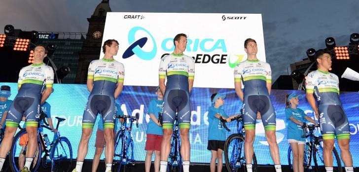 Orica-BikeExchange 2016