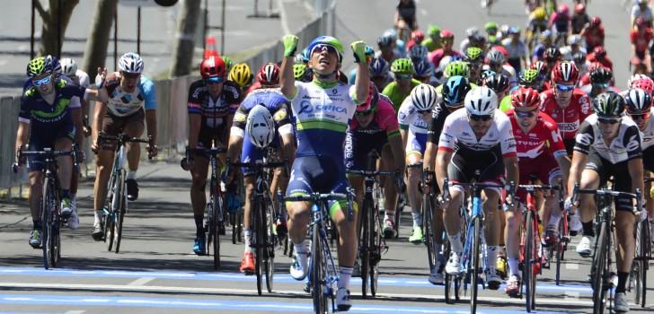 Caleb Ewan wint slotrit Tour Down Under, eindzege Simon Gerrans