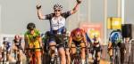 Kirsten Wild wint openingsetappe in Qatar