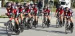 BMC zegeviert in ploegentijdrit Valencia, Senni eerste leider