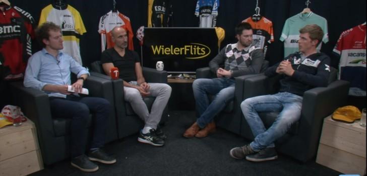 WielerFlits Live #6 met Kai Reus & Flavio Pasquino