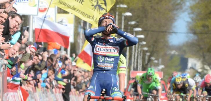 Gasparotto draagt AGR-zege op aan Demoitié
