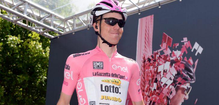 "Gimondi: ""Ik hoop dat Kruijswijk de Giro wint"""