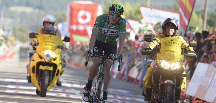 Vuelta 2016: Gonçalves en Pichon knijpen in de remmen