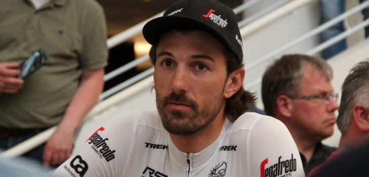 Cancellara stopte versnelling peloton tijdens plaspauze Dumoulin