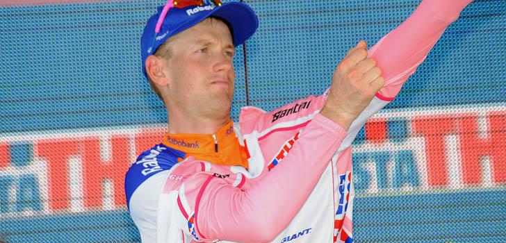 Pieter Weening in selectie Trek-Segafredo voor Giro d'Italia