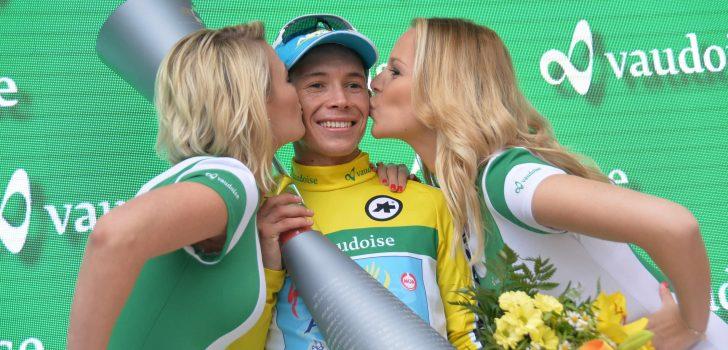 Miguel Ángel López twee jaar langer bij Astana