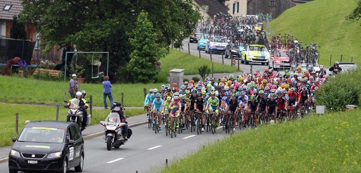 Wielerweekend: Dauphiné en Zwitserland