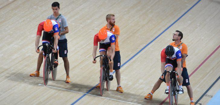 Wolff stapt na WK Baanwielrennen op als sprintcoach