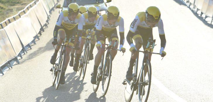 Vuelta 2016: Kruijswijk tevreden met zesde plek