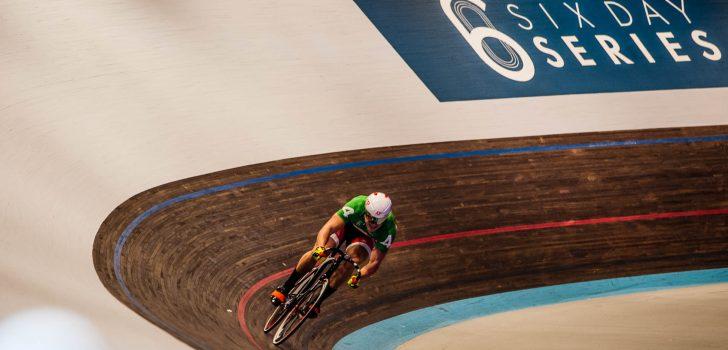 Meyer en Callum Scotson winnen Six Day London