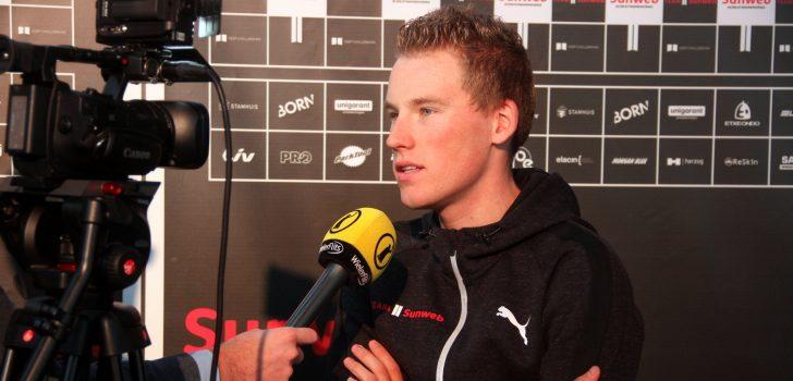 Mike Teunissen wil in 2017 finales van klassiekers rijden