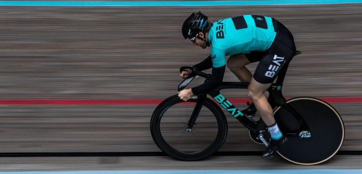 Theo Bos uitgeschakeld op sprinttoernooi WK baan