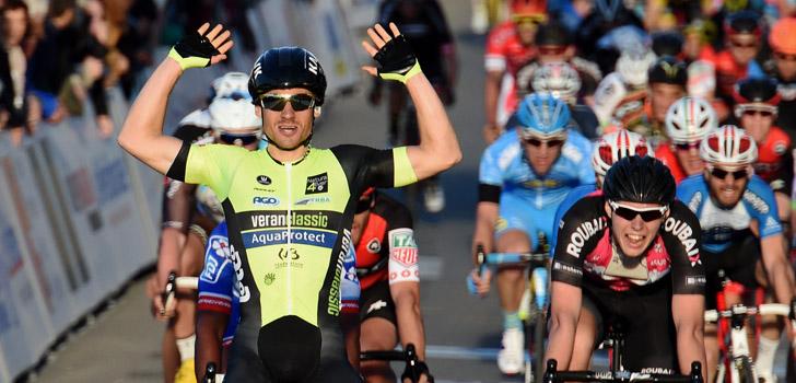 Jules verslaat Lecroq in Tour de la Provence