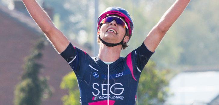 Adriaan Janssen naar Delta Cycling Rotterdam