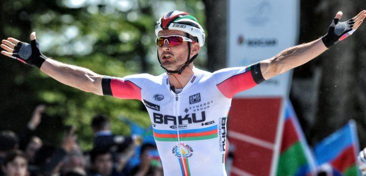 Azerbeidzjaans kampioen Averin betrapt op meldonium