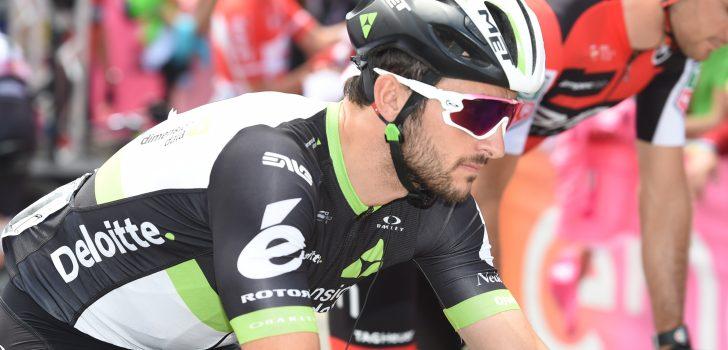 Giro 2017: Haas, Didier en Nizzolo geven op