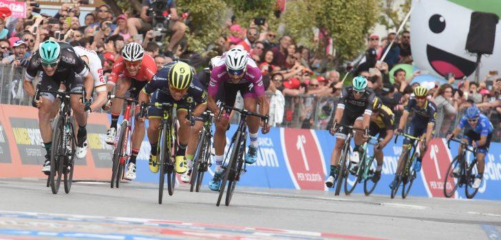 Giro 2018: Voorbeschouwing etappe 2