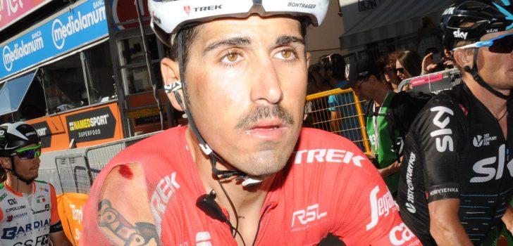 Alafaci mag in Giro blijven ondanks gooien bidon