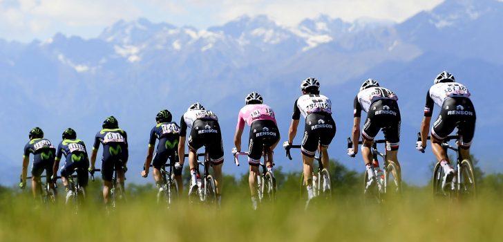 Giro 2018: Volledige deelnemerslijst