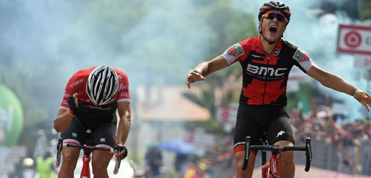 Giro 2017: Silvan Dillier rondt vlucht succesvol af in Terme Luigiane