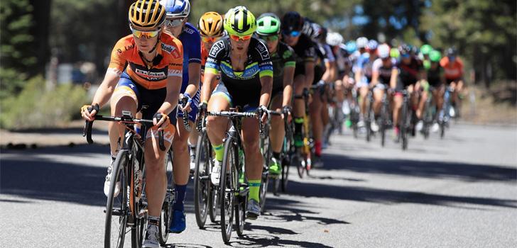 Sarah Roy wint vierde etappe Women's Tour
