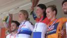 """Van Vleuten: """"Dit is heel positief in aanloop naar de Giro"""""""