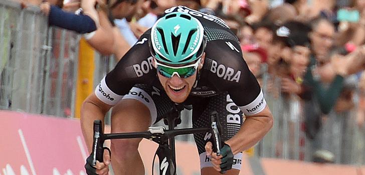 Bennett klopt Cavendish in Slovenië, Majka eindwinnaar