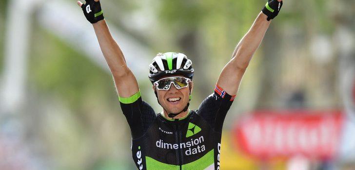 Boasson Hagen viert feest in Tour of Norway